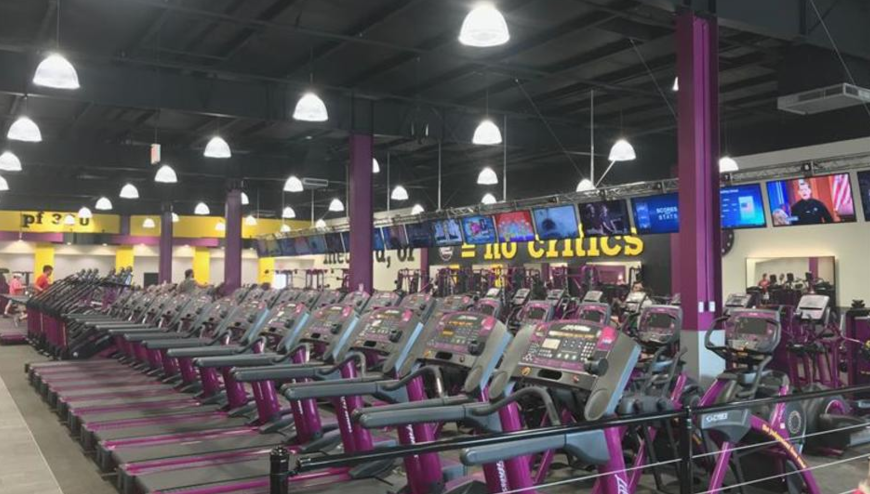 Commercial Electrician For Planet Fitness