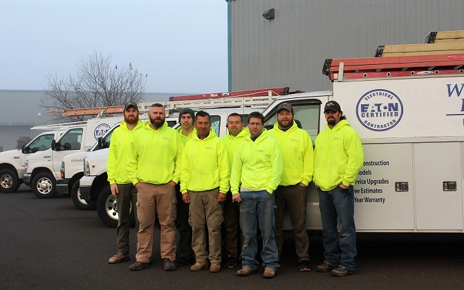 Winters Electric Team Photo